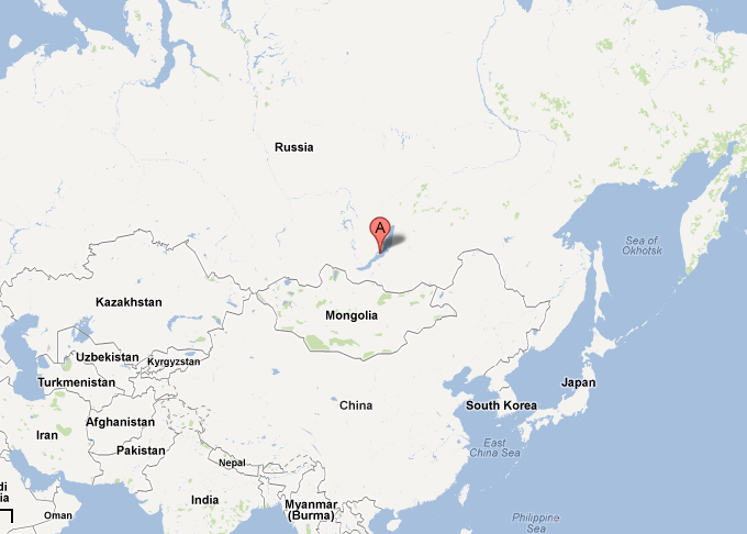Where Is Siberia On A World Map.Leave Everything Go Rugged Olkhon Eastern Siberia Asia