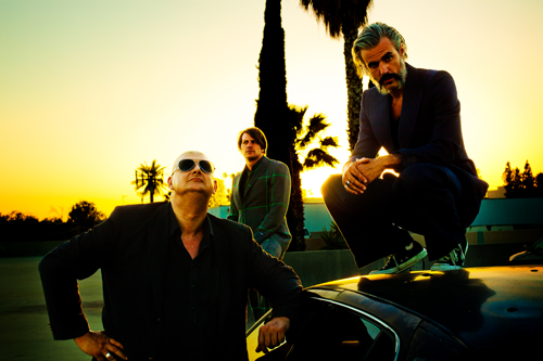 Triggerfinger - Los Angeles - 1