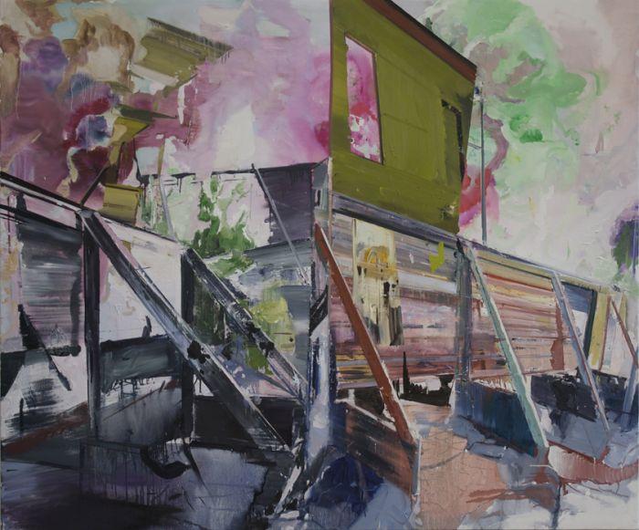 Martin Golland - Facade - 2010