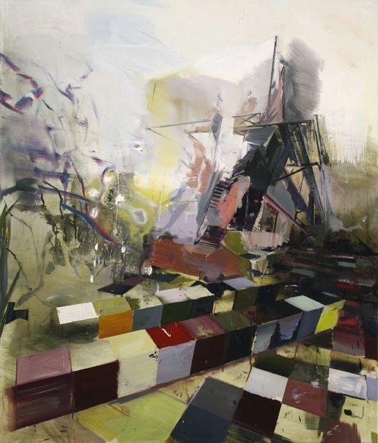Martin Golland - Ground Sequence - 2012