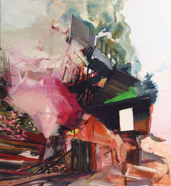 Martin Golland - Haze - 2012