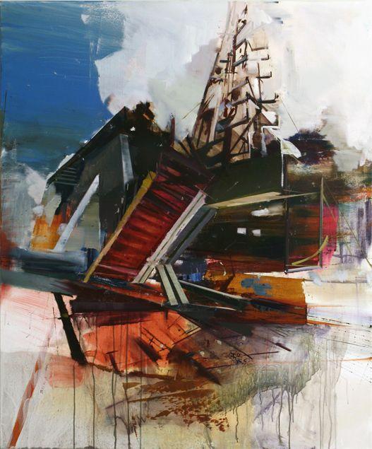 Martin Golland - Perch - 2012