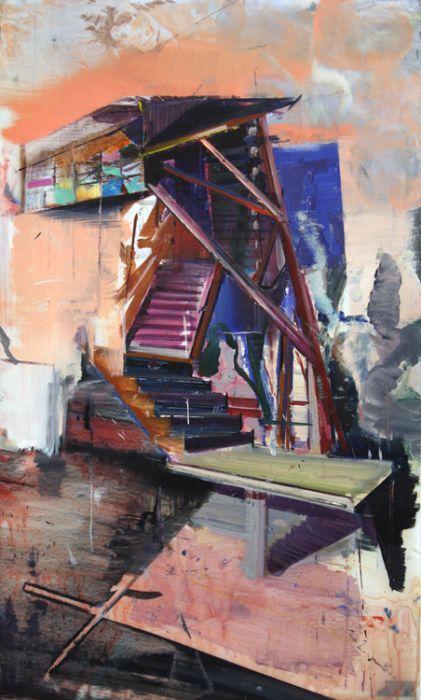 Martin Golland - Stairway - 2012