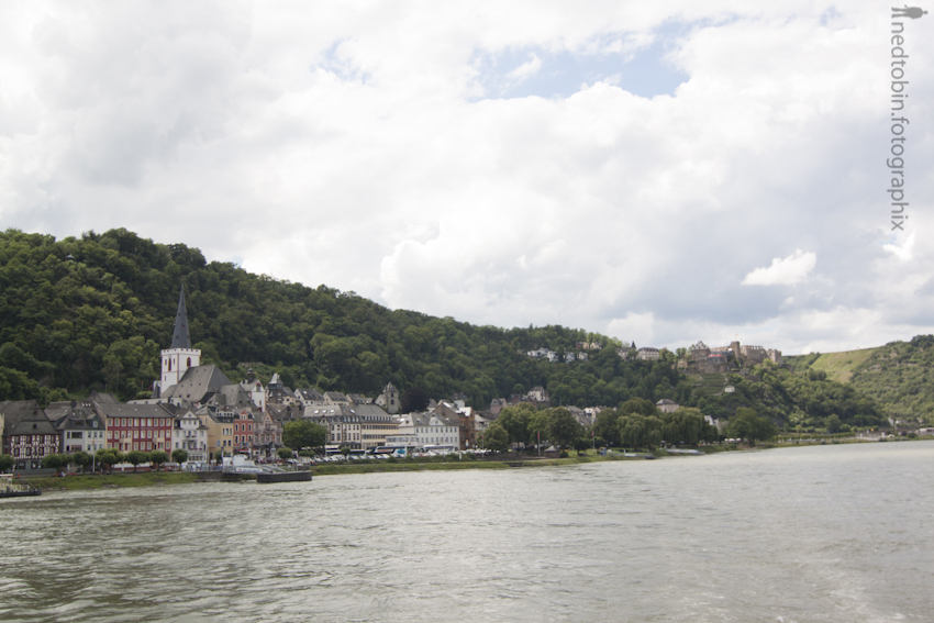 Rhine River Sights