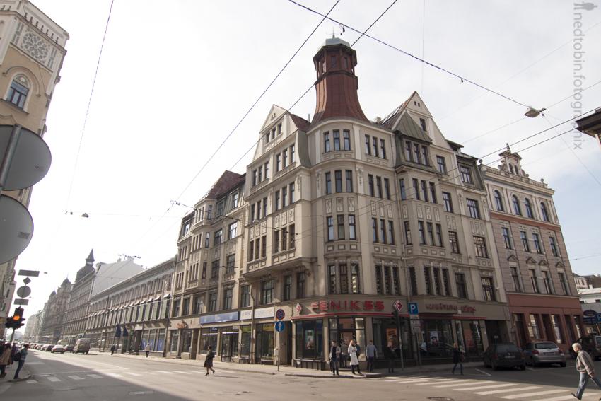 Riga, Latvia   source: Ned Tobin