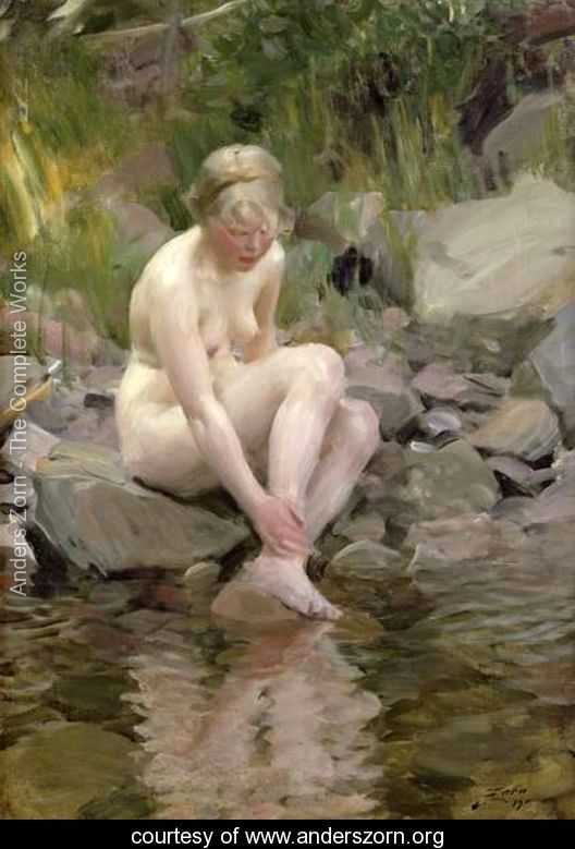 Dagmar by Anders Zorn