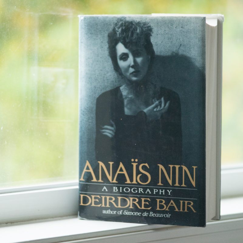 Anais Nin A Biography Review by Ned Tobin